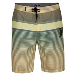Hurley Line Up Mens Board Shorts, Buff Gold, 256