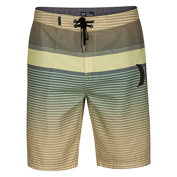 Hurley Line Up Mens Board Shorts, Buff Gold, 600