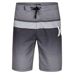 Hurley Line Up Mens Board Shorts, Black, 256
