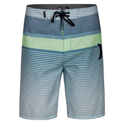 Hurley Line Up Mens Board Shorts, Noise Aqua, 256