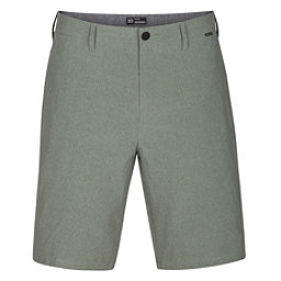 Hurley Phantom Walkshort Mens Hybrid Shorts, Clay Green, 256