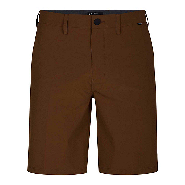 Hurley Phantom 20in Mens Hybrid Shorts, Light British Tan, 600
