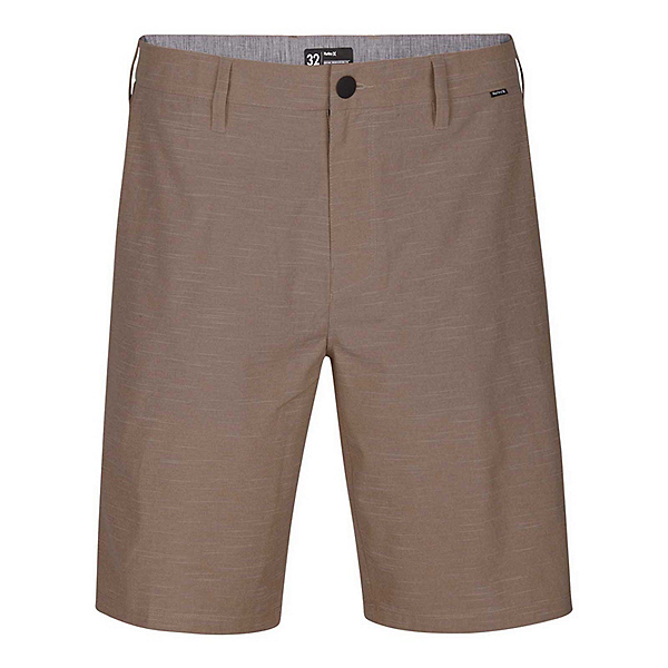 Hurley Phantom Jetty Mens Hybrid Shorts, Khaki, 600