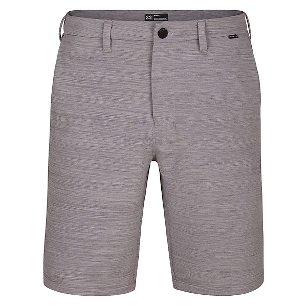 Hurley Dri-Fit Cutback Mens Hybrid Shorts, Wolf Grey, 600