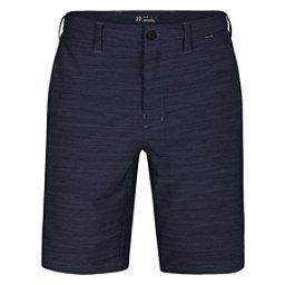 Hurley Dri-Fit Cutback Mens Hybrid Shorts, Obsidian, 256