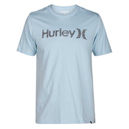 Hurley  Mens T-Shirt, Ocean Bliss-Black, 256