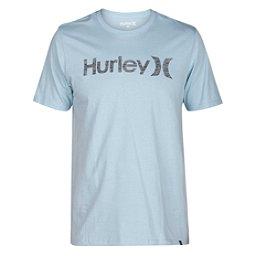 Hurley  Mens T-Shirt, Ocean Bliss-Black, 256