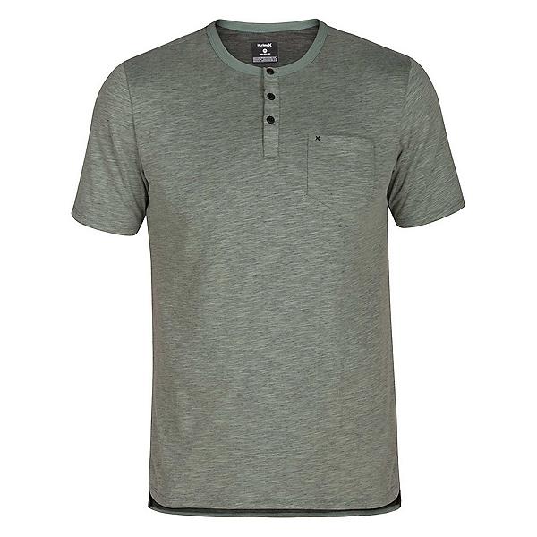 Hurley Dri-FIT Lagos Henley Mens Shirt, , 600