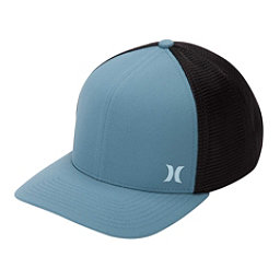 Hurley Milner Trucker Hat, Noise Aqua-Black-Ocean Bliss, 256
