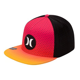 Hurley Third Reef Hat, Hyper Pink-White, 256