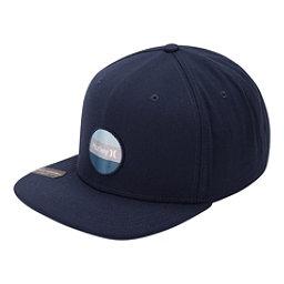 Hurley Circular Hat, Obsidian-Multi, 256