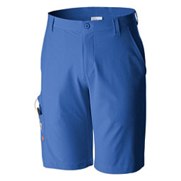 Columbia Terminal Tackle Mens Shorts, Vivid Blue-Cool Grey-Jupiter, 256