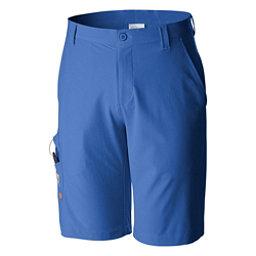 Columbia Terminal Tackle Mens Shorts, Vivid Blue-Cool Grey-Jupiter, 256