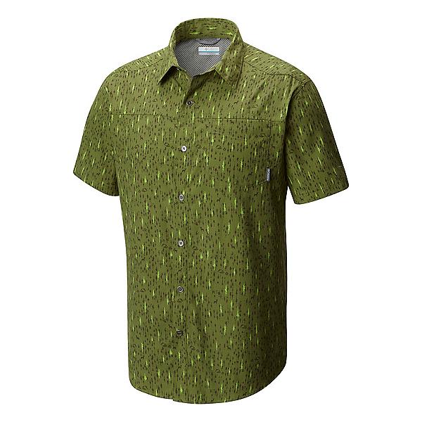 Columbia Pilsner Peak Print Short Sleeve Mens Shirt, , 600