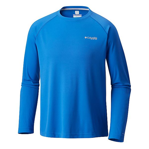 Columbia Cast Away Zero II Knit Long Sleeve Mens Shirt, , 600