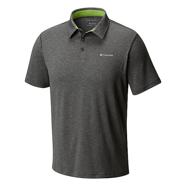 Columbia Tech Trail Polo Mens Shirt, , 600