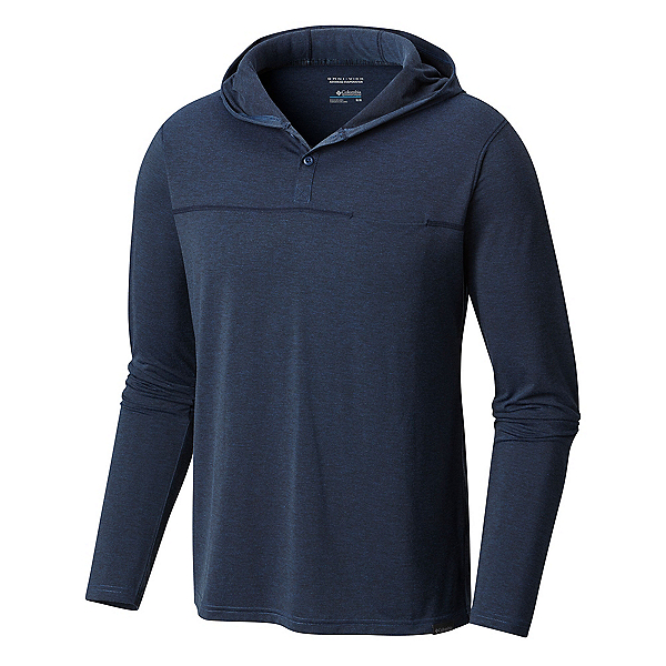 Columbia Whiskey Point Hooded Shirt Mens Hoodie, , 600