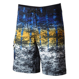 Columbia PFG Offshore Camo Fade Mens Board Shorts, , 256