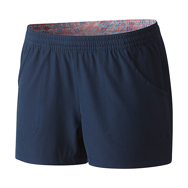 Columbia Tidal 3in Womens Board Shorts, Collegiate Navy, 600