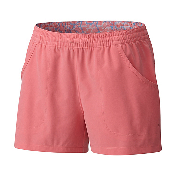 Columbia Tidal Womens Board Shorts, Lollipop, 600