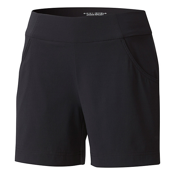 Columbia Anytime Casual Womens Shorts, Black, 600