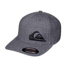 Quiksilver Final Hat, Dark Charcoal Heather, 256