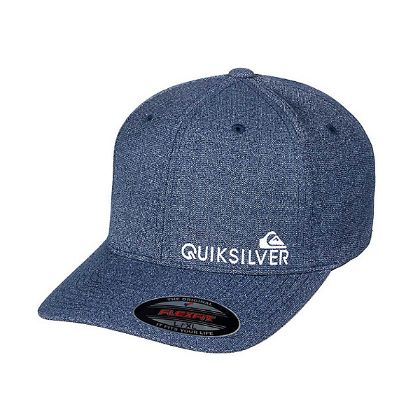 Quiksilver Sidestay Hat, Navy Blazer Heather, 600