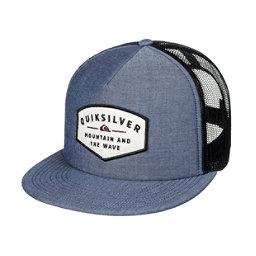 Quiksilver Sass Master Hat, Vintage Indigo, 256