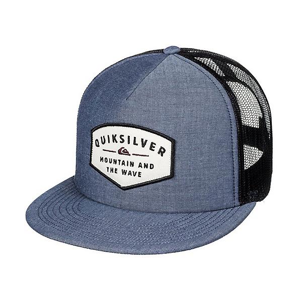 Quiksilver Sass Master Hat, Vintage Indigo, 600