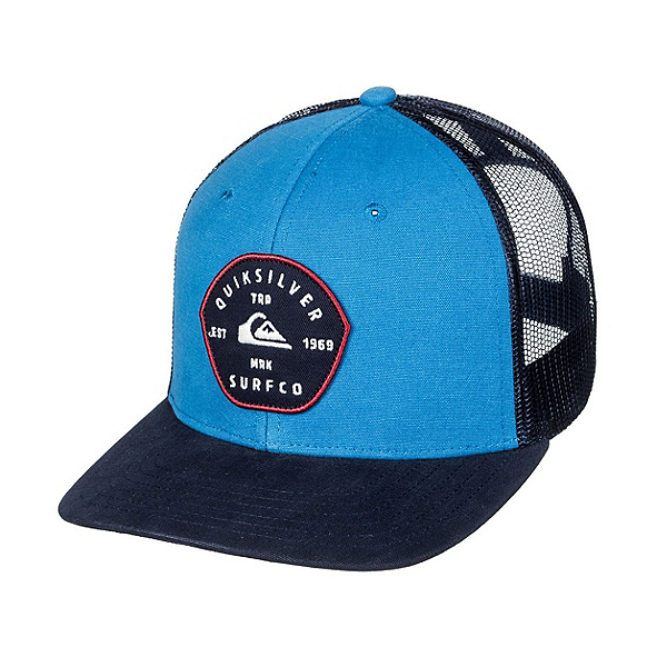 Quiksilver Blocked Out Hat, Bright Cobalt, 600
