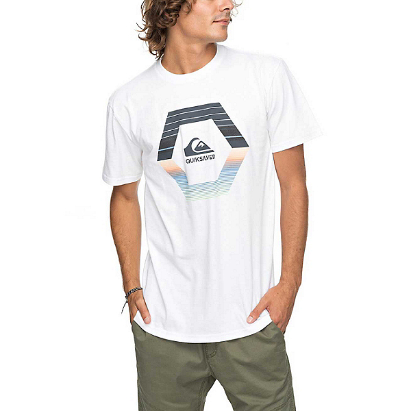Quiksilver Astral Travel Mens T-Shirt, , 600