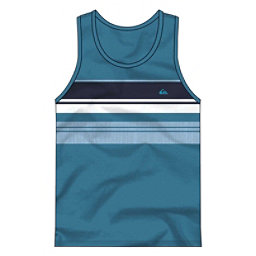 Quiksilver Swell Vision Tank Top, Malibu Heather, 256