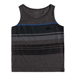Quiksilver Swell Vision Tank Top, Charcoal Heather, 256