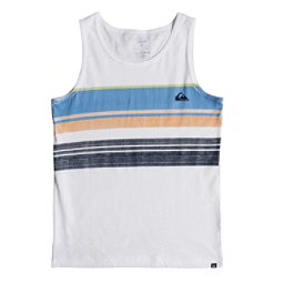 Quiksilver Swell Vision Tank Top, White, 256