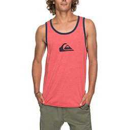 Quiksilver MW Logo Tank Top, Baked Apple Heather, 256