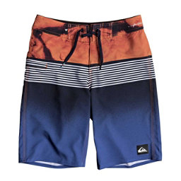 Quiksilver Highline Lava Division Boys Bathing Suit, , 256