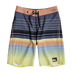 Quiksilver Highline Swell Vision Boys Bathing Suit, Vintage Indigo, 256
