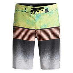 Quiksilver Highline Lava Division Mens Board Shorts, Tarmac, 256