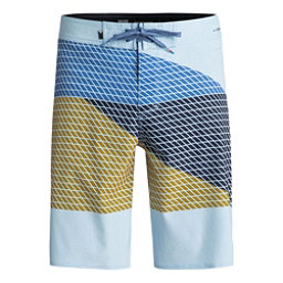 Quiksilver Highline Slash Mens Board Shorts, Dusk Blue, 256