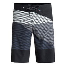 Quiksilver Highline Slash Mens Board Shorts, Black, 256