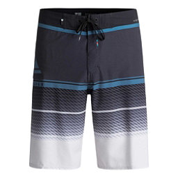 Quiksilver Highline Slab Mens Board Shorts, Black, 256