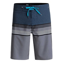 Quiksilver Highline Division Mens Board Shorts, Real Teal, 256