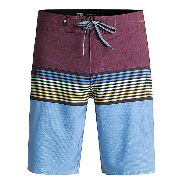 Quiksilver Highline Division Mens Board Shorts, Vinyard Wine, 600