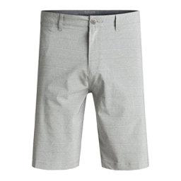 Quiksilver Union Stripe Amphibian Mens Hybrid Shorts, , 256