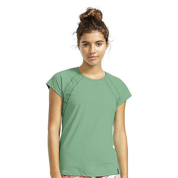 Body Glove Mistral Womens T-Shirt, Seafoam, 600