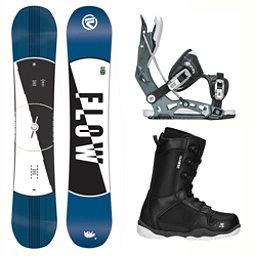 Flow Era ST-1 Complete Snowboard Package 2018, , 256