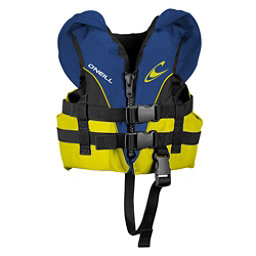 O'Neill Infant Superlite Infant Life Vest 2018, Pacific Blue-Yellow-Black, 256