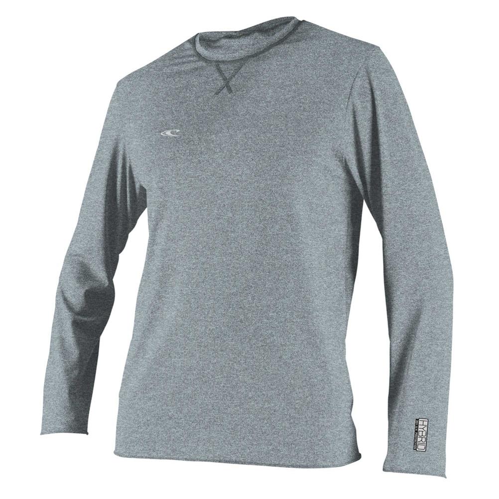 O'Neill Hybrid Long Sleeve Sun Shirt Mens Rash Guard im test
