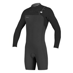 O'Neill HyperFreak Long Sleeve Shorty Wetsuit 2018, , 256