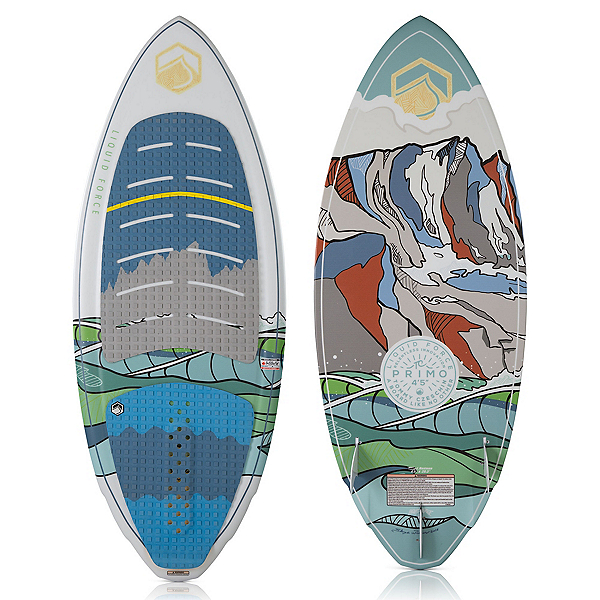Liquid Force Primo Wakesurfer, , 600